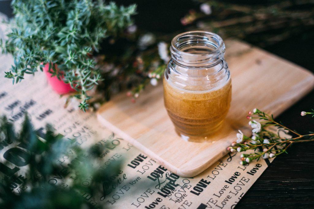 Honey is a great fertility food